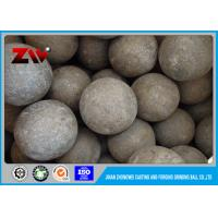 China Large Hot rolling SAG mill grinding balls for Cement Plant , DIA 150 mm wholesale