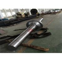 Quality Main Shaft Steel Pipe Parts For 17CrNiMo6 4140 4340 Mining Machinery And Manufactuing for sale