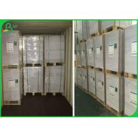 Quality Light Thick 50g 60g 70g 80g Offset Bond Printing Paper In Reel 53CM 61CM for sale