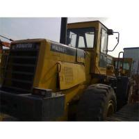 China Used wheel loader kamatsu wa380-3 second hand construction machinery wholesale