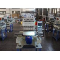 Wholesale DM1201 Single Head Embroidery Machine with 12 Needles 450x330mm / 540x375mm from china suppliers