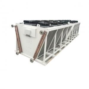 China V type Condenser Stainless Steel Coil Tubing Heat Exchanger Air Cooler Manufacture wholesale
