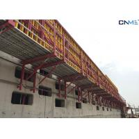 China Simple Moving Cantilever Scaffolding System , Hanging Scaffolding Systems wholesale