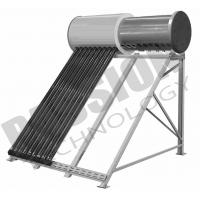 China High Pressure Vacuum Tube Solar Water Heater Thermosyphon System OEM Available wholesale
