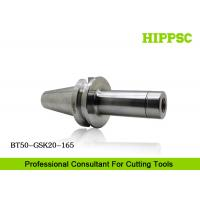 Metal CNC Cutting Tools GSK High Speed Machining BT 50 Tool Holder For Drilling / Milling Steel