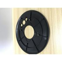 China Black Color Plastic Mold Spare Parts , High Durability Plastic Injection Molding wholesale