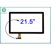 China Widescreen Capacitive Touch Panel , 21.5 Inch Multi Touch Screen Display on sale