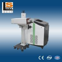 Buy cheap Buttons Fiber Laser Marking Machine For Metal , Plastic , Wood from wholesalers