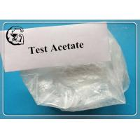 China Test Acetate Testosterone Steroid Muscle Gains and Strengthening White Powder wholesale
