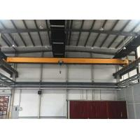 China LDX 2T 15M Single Girder Overhead Cranes With 380/440V Voltage wholesale