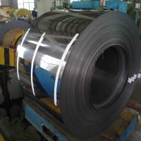 China SUS201 BA Mirror Stainless Steel Strip Roll , ASTM 304 430 201 316L Aisi Steel Strip Coil 0.3mm-3mm wholesale