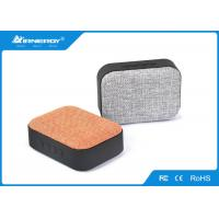 China Popular Cloth Bluetooth speaker with FM Radio , Support Handsfree, TF card,U Disk,Line-in wholesale