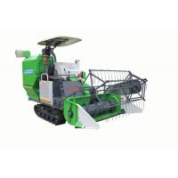 China Nongyou 4LZ-2.2Z crawler type rice and wheat combine harvester, grain harvesting machine wholesale