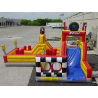China inflatable obstacle course / inflatable sport obstacle course for kids play wholesale