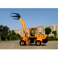 China Small straw / grass material handler lifting height 4.6m with grapple wholesale