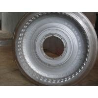 China Semi-steel Radial Tyre Mold for Car / Trailer / fuoms Mold Halves wholesale