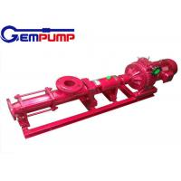 China G  type stainless steel Small Screw Pump explosion-proof 0~150m³/h Flow wholesale