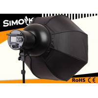 China 150W Hight Output DMX LED Umbrella Photography Lights With Reflector and Softbox wholesale