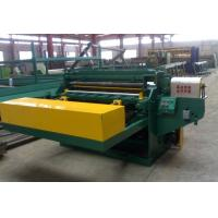 China Automatic Building Steel Wire Mesh Welding Machine 1200W wholesale