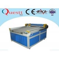 China MDF Wood Laser Engraving Machine , CNC Panel Control Stone Engraving Equipment wholesale