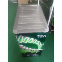 China Custom Portable Promotional Counters , Aluminum Pop Up Promotion Table wholesale