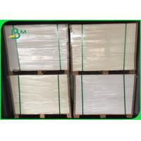 China 100% Wood Pulp High Stiffness 255g - 345g Ivory Board Paper In Sheet wholesale