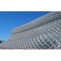 """China 1.8mx10x50mmx50mm2.5mm, 29kg galvanized chain link fence slats Panels from """". Victoria """" wholesale"""
