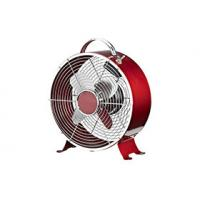 9 Inch Air Circulator Electric Table Fan Round Vintage 60HZ Retro Style