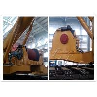 China Tower Crane Winch Supplier -Max.Load 6 Ton and 8 Ton Tower Crane & Lifting Winch wholesale