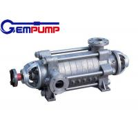 China D 600-60 Multistage High Pressure Pumps 280~1250 kw  high efficiency wholesale