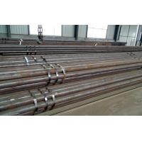 China Q345B P110 Round Cold Drawn Seamless Steel Tube , Straight API Pipe wholesale