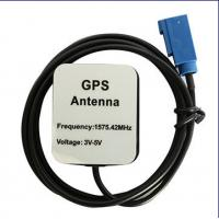 Buy cheap GPS Antenna with Blue Fakra Connector for Car Sat-Nav/Navigation from wholesalers