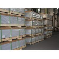 China Temper T6 6061 Aluminum Sheet Stock For Shipbuilding Length 20 - 8000 mm wholesale