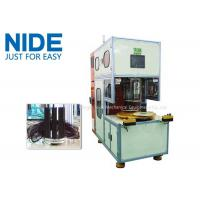 Buy cheap Automatic table fan motor stator winder transformer coil winding machine from wholesalers