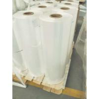 China Puncture Resistance Anti Fog Film , Heat Shrink Plastic Film Cross Linked Construction wholesale