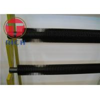 China Plain Finned Aluminum Tubing Non - Secondary , Seamless Heat Exchanger Tubes For Exchanger wholesale