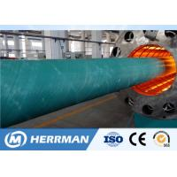 China RTP Composite Pipeline Glass Fiber Tape Reinforced Winding Machine, Polyester Filament Yarn wholesale