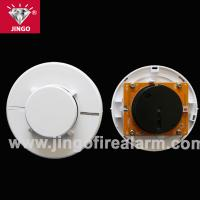 Conventional fire alarm systems smoke detector sensor with self-check function