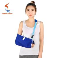 China High quality good design blue compound fabric and foam sling for sale wholesale