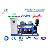China Monoblock Refrigeration Unit Commercial Condensing Units For Chemical Storage wholesale