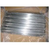 China manufacturer of galvanized cut wire with 20 years factory  wholesale