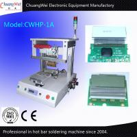 China Hot Bar Pcb Soldering Machine For Pcb  /  Fpc With Lcd Display wholesale