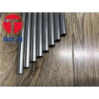 China 8 Inch Schedule Round Carbon Steel Welded Pipe ASTM A36 For Low Pressure Liquid Delivery wholesale