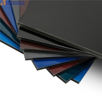 Buy cheap Modular PVDF Coating ACP Alu Composite Panel For Exterior Cladding from wholesalers