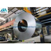 China Antirust Aluzinc Steel Coil Hot Dipped JIS G3321 / ASTM A792 For Precision Instruments wholesale