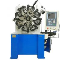 China Three To Four Axis Spring Forming Machine , Spring Maker Machine High Precision wholesale