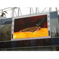 China IP65 Water Proof LED P20 Display Full Color , 2R1G1B Color LED Displays 60Hz wholesale