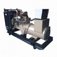 China Natural Gas Generator Set with High Efficiency and Compact Structure wholesale