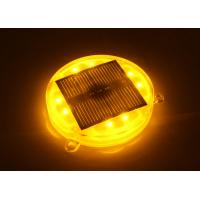 China Dia.100mm Solar Powered Ground Lights, LED Outdoor Wall Gutter Mounted Solar Lights wholesale