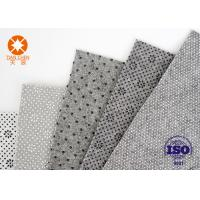 Wholesale Grey White Nonwoven Needle Punched Fabric Felt For Shoes Lining Fabric Material from china suppliers